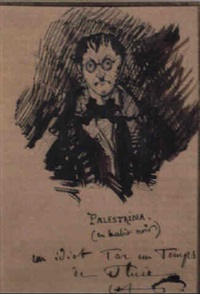 portrait d'homme by charles baudelaire