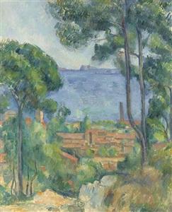artwork by paul cézanne