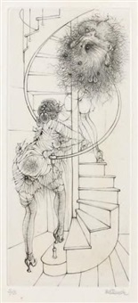madame edwarda by hans bellmer