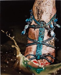 wave by marilyn minter