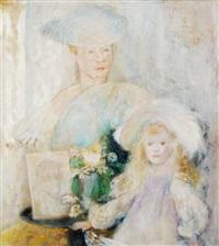 el ausente y su familia by alberto trabucco