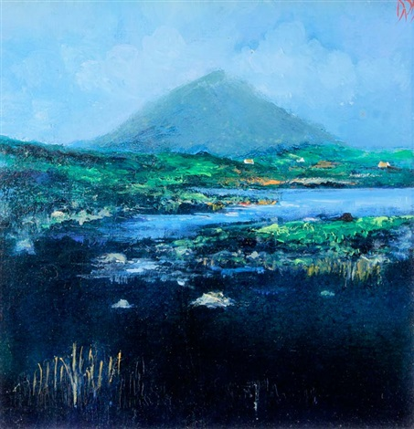achill co mayo by david gordon hughes
