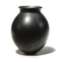 a vase by magdalene odundo