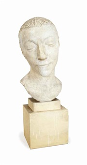 bust of maria lani by charles despiau