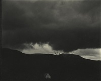 music-a sequence of ten cloud photographs, no. 1 by alfred stieglitz
