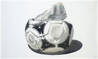soccer ball by alexandre arrechea