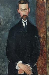 portrait de paul alexandre by amedeo modigliani