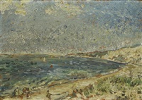 bord de mer by alexis paul arapov