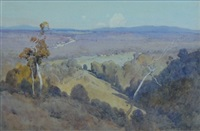 valley & hills by theodore penleigh boyd