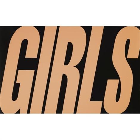 girls by sarah morris