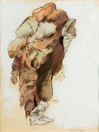 szkic do teatru cricot 2 by tadeusz kantor