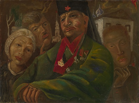 red army general by boris dmitrievich grigoriev