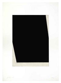 the concorde series (state) (set of 7) by ellsworth kelly