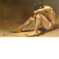 figure study by robert r. bliss