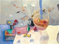 flowers and fruits by nili milikowsky