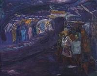 sortie de métro by farid aouad