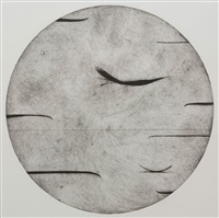 untitled series - circle ii by simon kaan