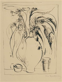 untitled (still life study) by brett whiteley