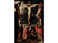 the crucifixion by frans francken the younger