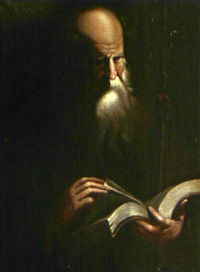 saint thomas by georges de latour