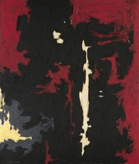 1949-a-no. 1 by clyfford still