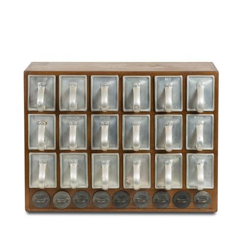 sch ttenschrank von margarete sch tte lihotzky auf artnet. Black Bedroom Furniture Sets. Home Design Ideas