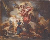 allégorie des victoires de la france by jean-baptiste corneille
