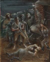 dan morgan's death (from the bush ranger series) by yvonne atkinson