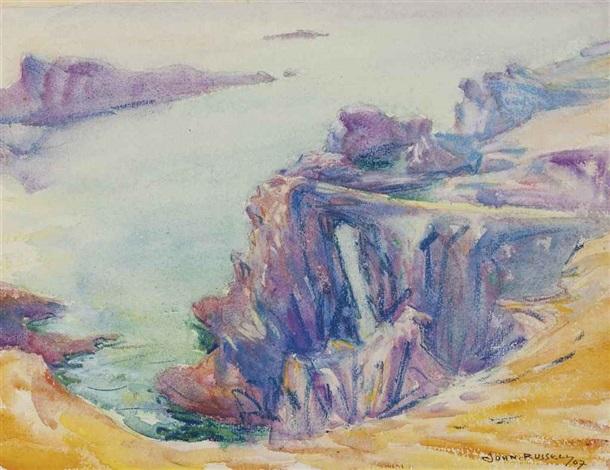 la caverne des sirènes by john peter russell