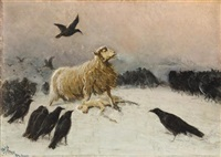 behold! the lamb of god by henry ossawa tanner