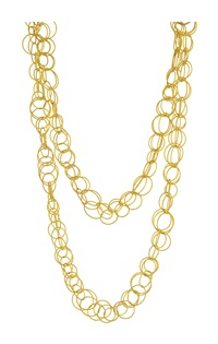 hawaii longchain necklace by buccellati