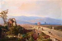 in der römischen campagna by albert eichhorn