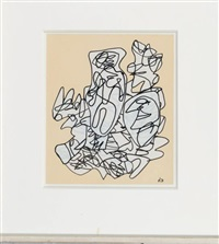 colonisation by jean dubuffet