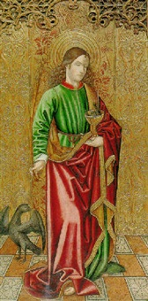 saint john the evangelist by french school-aragon (16)