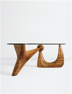 the goodyear table for a conger goodyear old westbury new york by isamu noguchi
