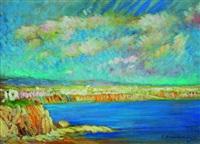 paisaje de mallorca by cesáreo bernaldo de quirós