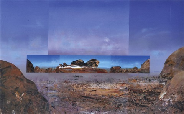 untitled landscape by ken johnson