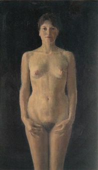 standing nude by nicolas granger-taylor