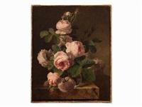 bouquet of roses by jan frans van dael