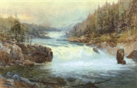 the rapids by william joseph wadham