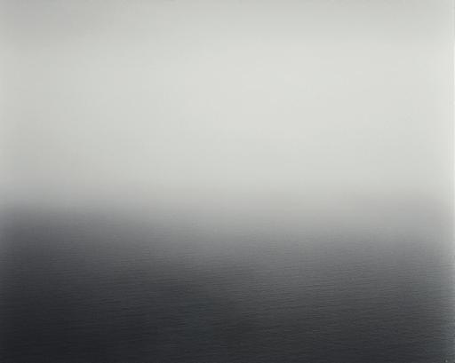 aegean sea pilion by hiroshi sugimoto
