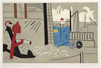 anchors by stuart davis