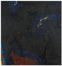 1948-h by clyfford still