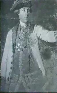 portrait of admiral sir samuel greig by ivan petrovich argunov