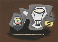 untitled (still life) by arshile gorky