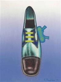 shoetab #2 by ed paschke