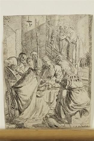 la circoncision by rembrandt van rijn