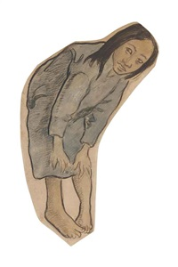 tahitienne by paul gauguin