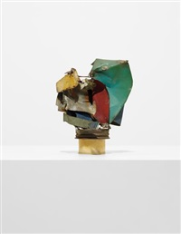untitled (tiny piece) by john chamberlain