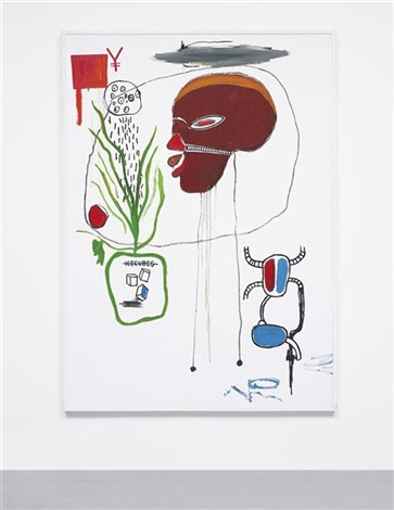 for bam by jean michel basquiat